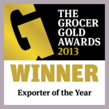 The Grocer Gold Awards 2013 - Exporter of the year