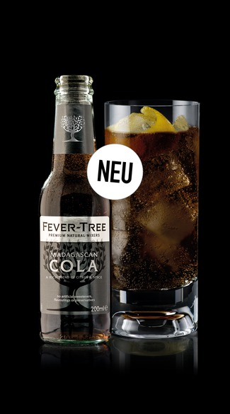Neu: Fever-Tree Madagascan Cola